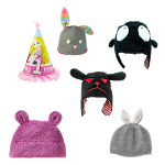 Baby Hats Stickers